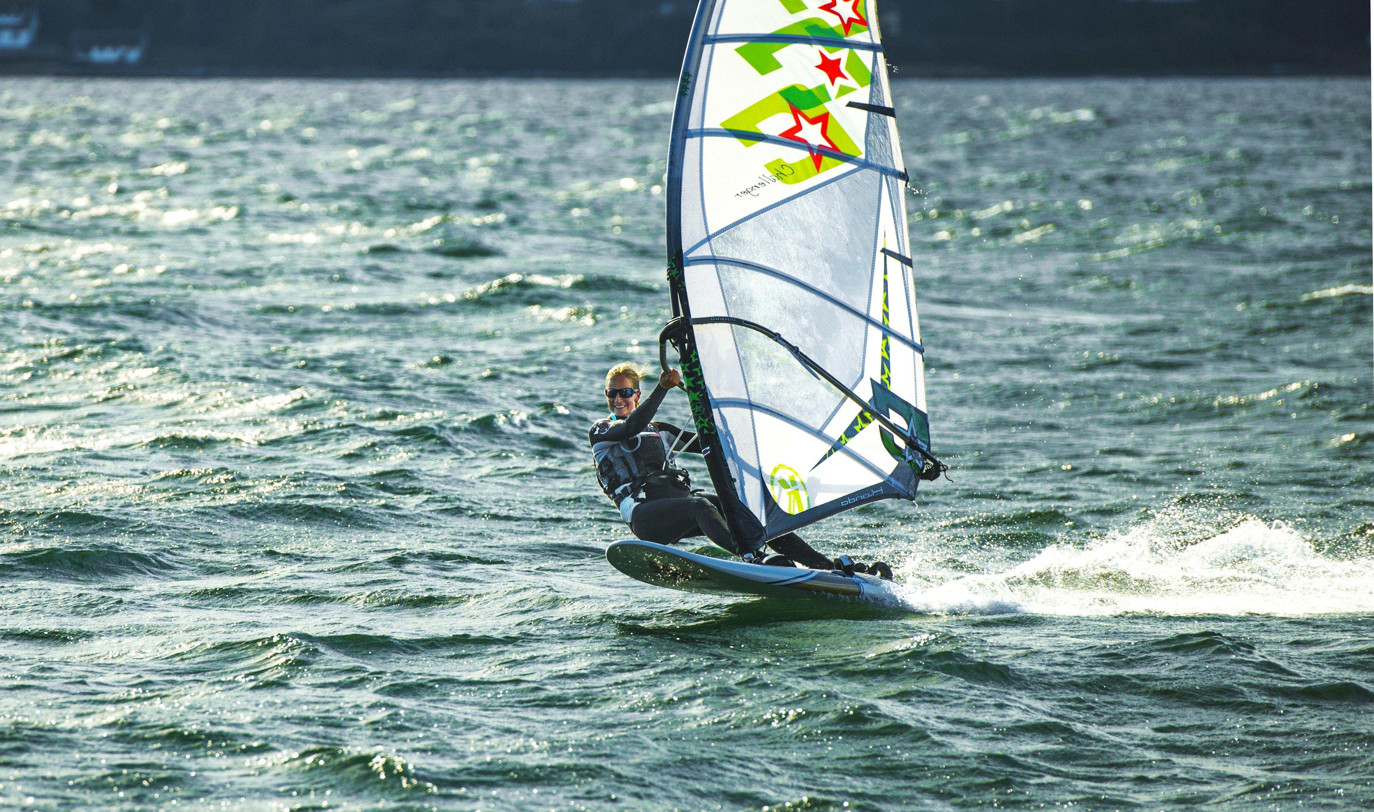 10 reasons why every girl should start windsurfing miriam rasmussen